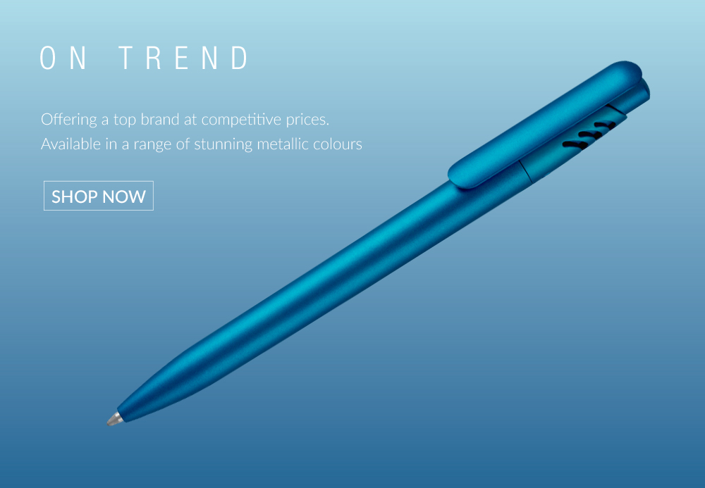 Designer ballpoint-pens from Pierre Cardin
