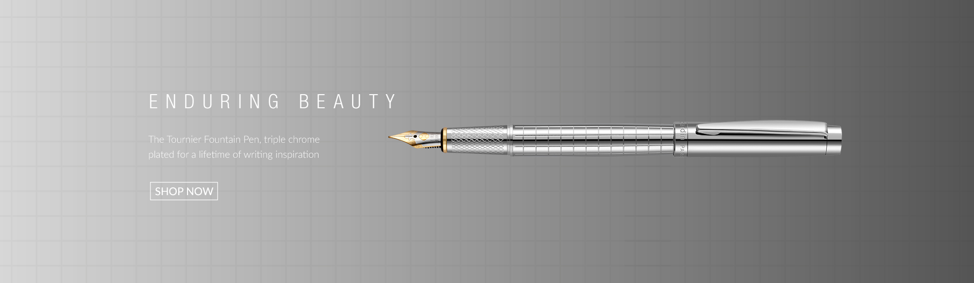 Designer fountain-pens from Pierre Cardin