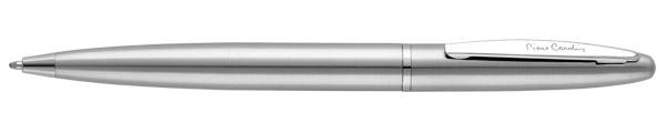 Clarence Stainless Steel Ballpoint Pen by Pierre Cardin