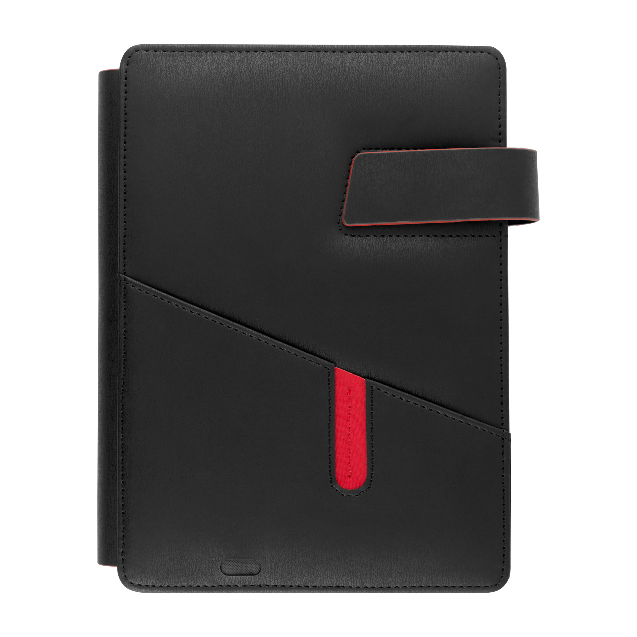Personalised Pierre Cardin Milano Folder with Power Bank in Range of Colours