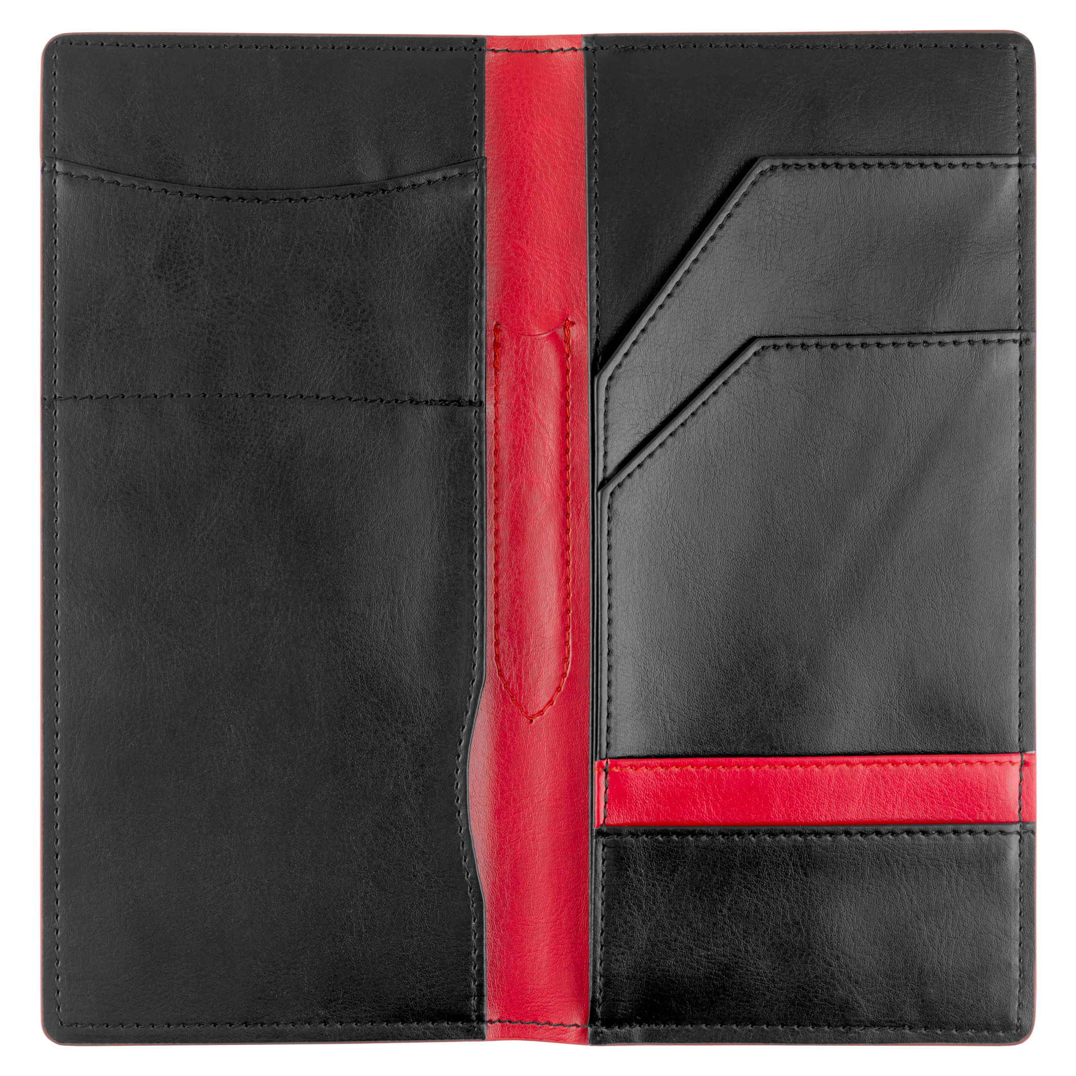 Personalised Pierre Cardin Milano RFID Travel Organiser in Range of Colours