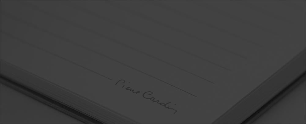 Pierre Cardin Designer Notebooks