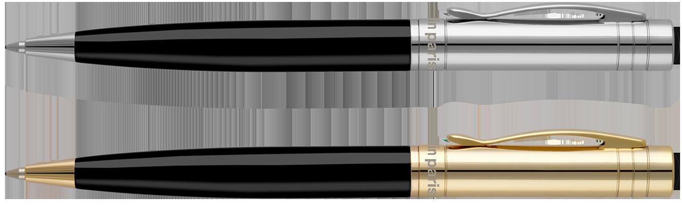 Personalised Pierre Cardin Chamonix Ballpoint Pen in Range of Colours