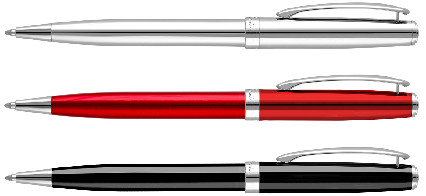 Personalised Pierre Cardin Fontaine Ballpoint Pen in Range of Colours