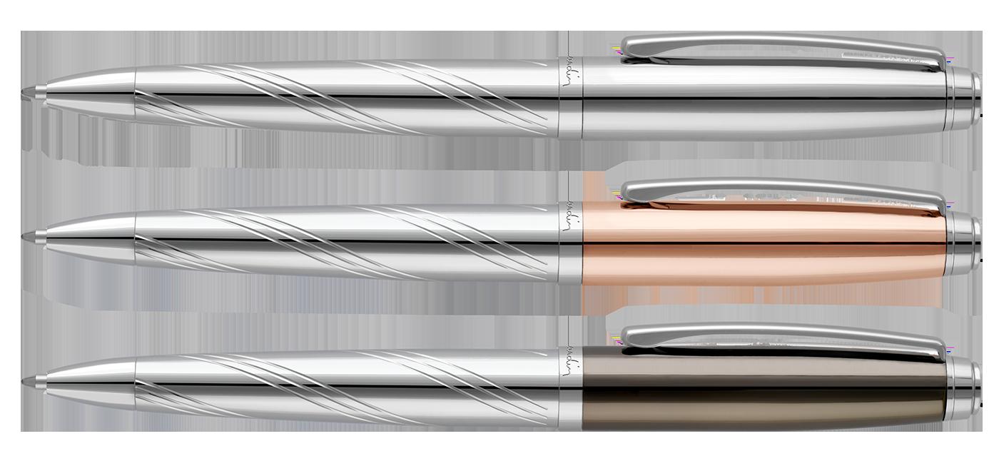 Personalised Pierre Cardin Biarritz Ballpoint Pen in Range of Colours