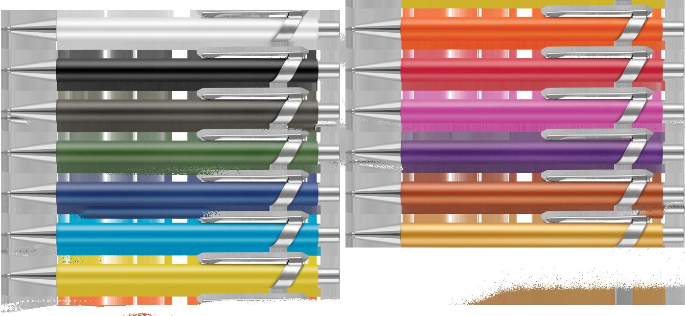Personalised Pierre Cardin LaFleur Ballpoint Pen in Range of Colours
