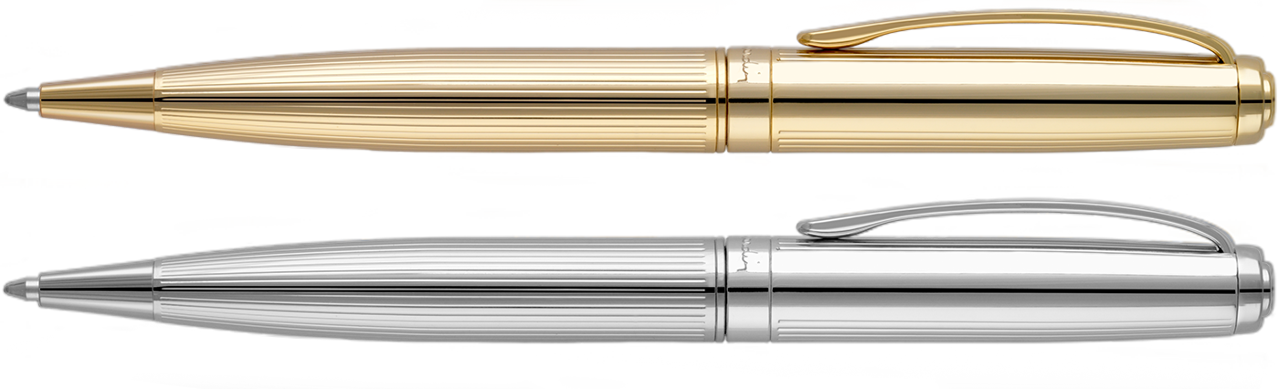 Personalised Pierre Cardin Pierre Cardin Lustrous Ballpoint Pen in Range of Colours