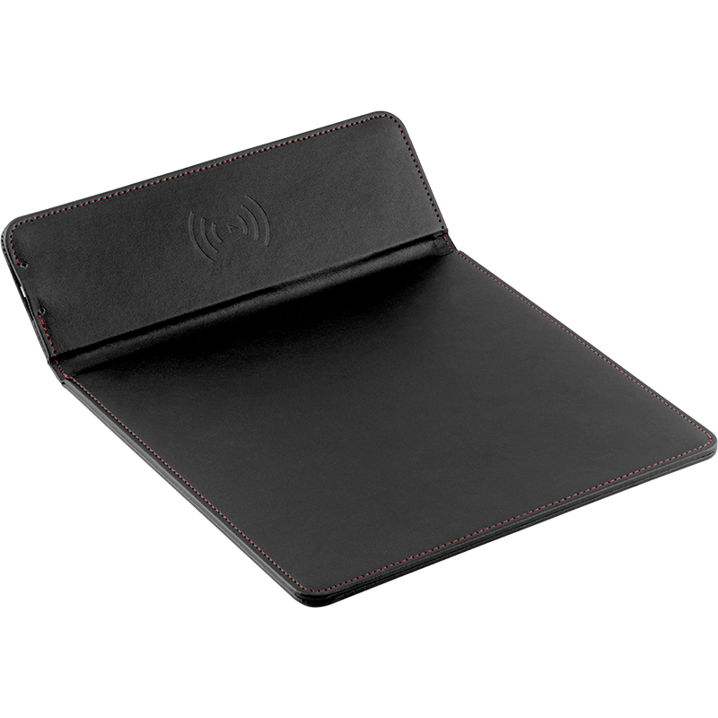 Pierre Cardin Geneva Wireless Charging Mouse Mat Ballpoint Pen