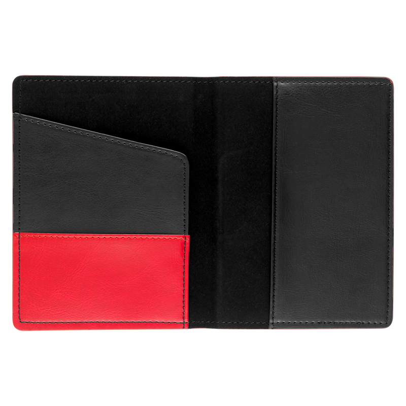 Milano RFID Passport Holder by Pierre Cardin