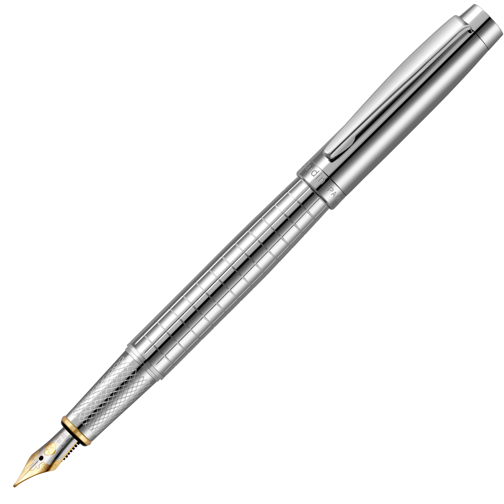 Pierre Cardin Tournier Fountain Pen Ballpoint Pen