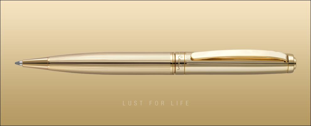 Pierre Cardin Lustrous Ballpoint Pen by Pierre Cardin