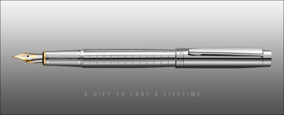 Tournier Fountain Pen by Pierre Cardin